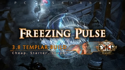 [Templar] PoE 3.8 Freezing Pulse Hierophant Easy Build (PC, PS4, Xbox)